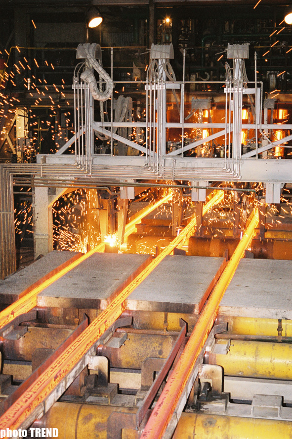Baku Steel Company plans to resume production from 1 Feb - Gallery Image