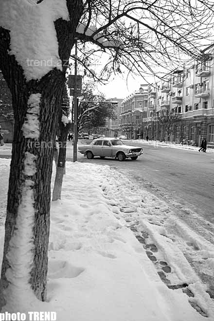 Record Low Temperature Level Observed in   Baku