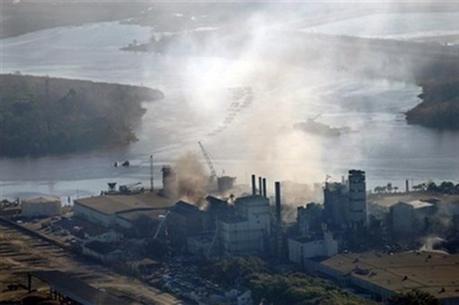 Five dead, one missing in NW China chemical plant blast