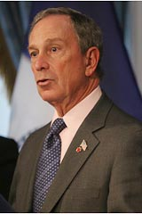 Bloomberg Says Will Not Run For President