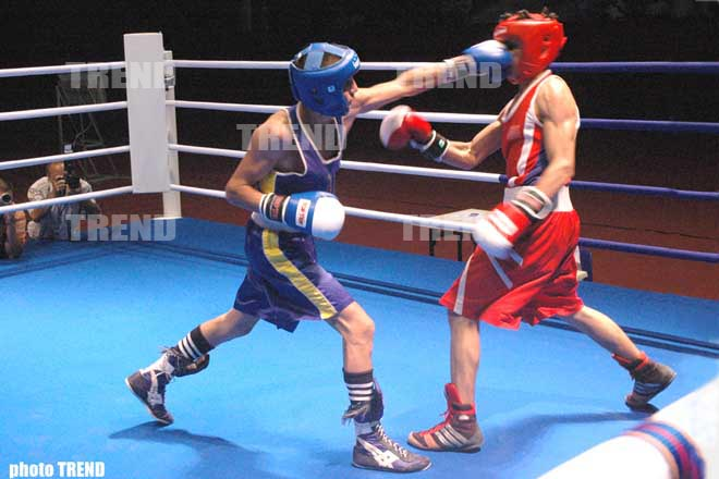 Azerbaijani club 'Baku Fires' wins Kazakh 'Astana Arlans' within World Series of Boxing
