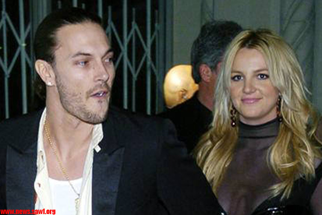 Britney and Kevin together meet with lawyers