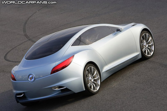 Buick Riviera Concept Unveiled at Auto Shanghai 2007 - Gallery Image