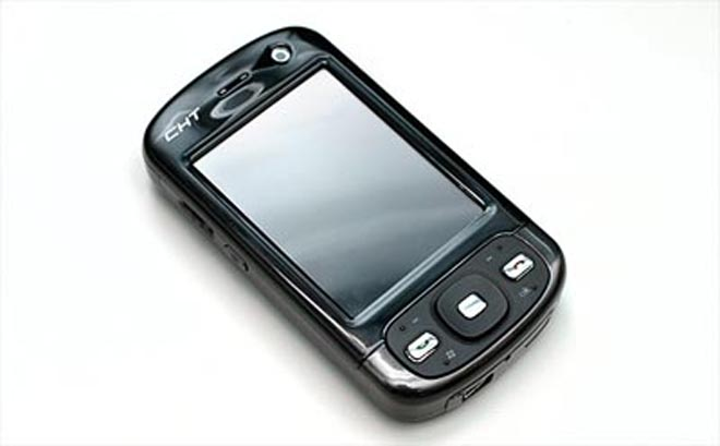 CHT9110 - The HTC Touch for Dyslexic People