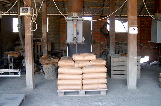 Cement price increases in Iran