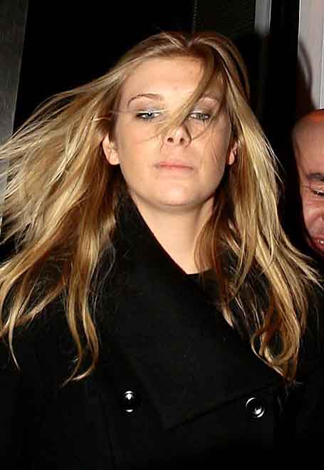 Chelsy Davy spends the night with Harry