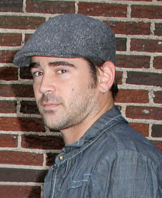 Colin Farrell Rules Out A Return To   Ireland