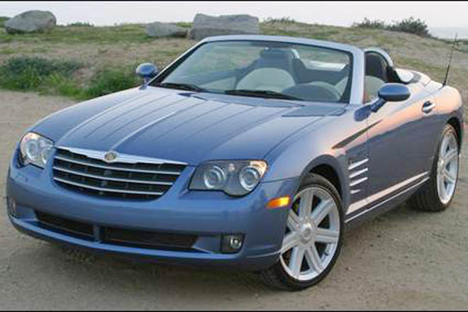 Despite slow sales, Crossfire will be back in 2008