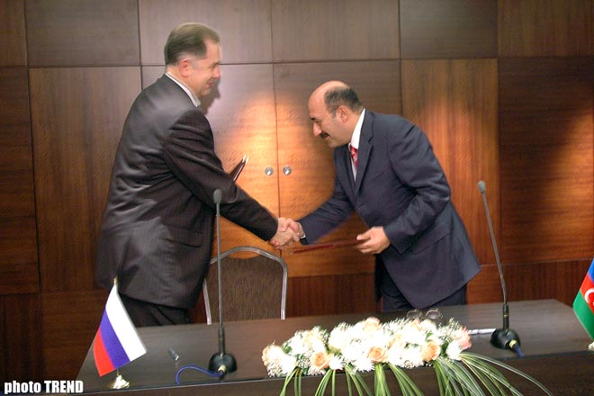 Protocol on Intentions Signed for Co-operation with Regard to Museum Affairs between Azerbaijan & Russia - Gallery Image