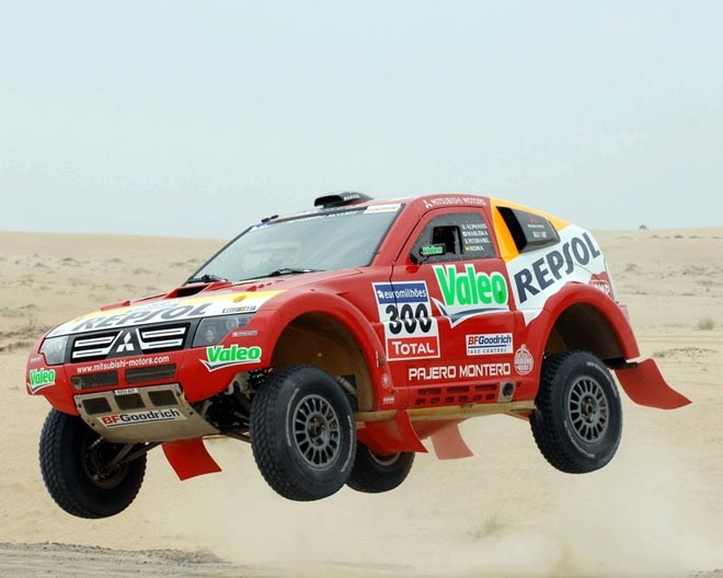 Saudi Arabia to host Dakar Rally next year