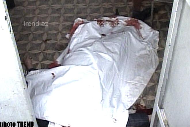 В Баку застрелен участковый и его супруга (видео)