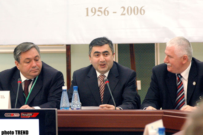 Azerbaijan has branched int'l railway system - Railway Chief - Gallery Image
