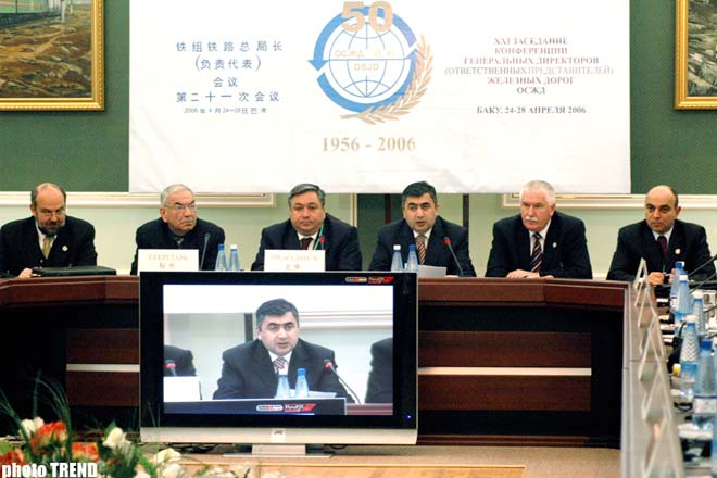 Azerbaijan has branched int'l railway system - Railway Chief