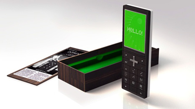 Domino phone concept - Gallery Image