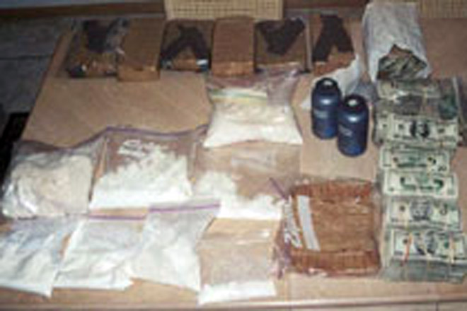 Police find two kilograms of drugs at Iranian citizen's house in Baku