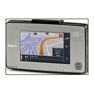 Sanyo releases new navigation product that makes life on the street easy