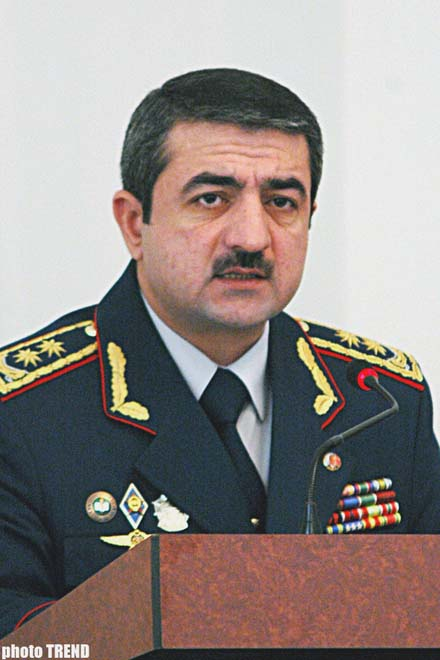 Increased Grants for   Azerbaijani  State Frontier Service from State Budget