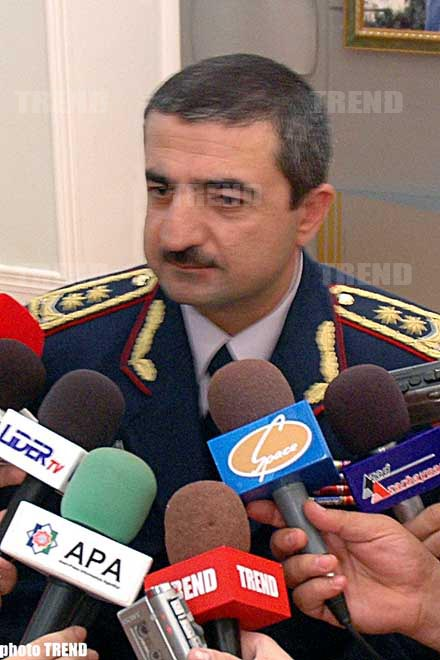 Staff of State Border Service to be Professionals by 2015: Head of Azerbaijani State Border Service