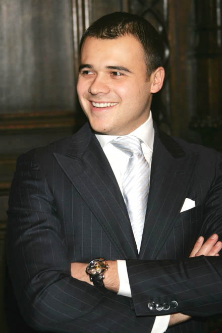 Emin Agalarov: Business and Music can Go one Way - Gallery Image