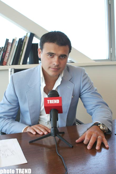 Emin Agalarov: Business and Music can Go one Way