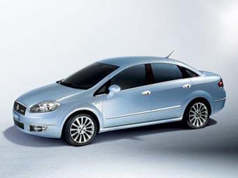 Fiat Linea российской сборки будет стоить 16 000 долларов