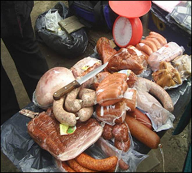 В Баку за один месяц 2008 года от пищевых отравлений пострадало 69 человек
