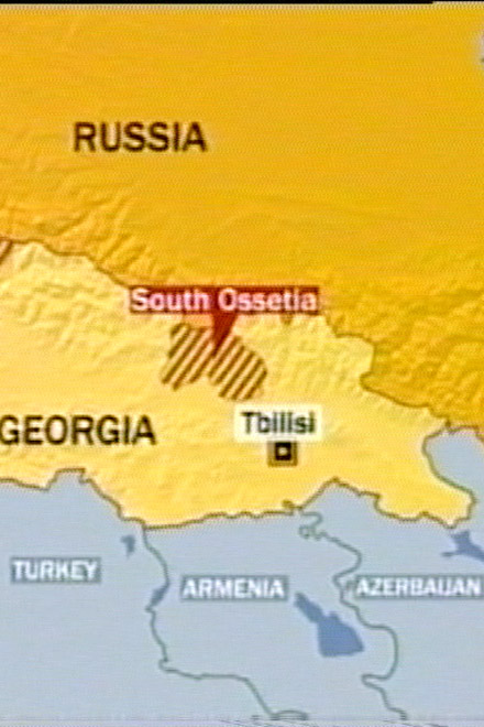 Georgia:   Russia dropped bomb on us (video) - Gallery Image