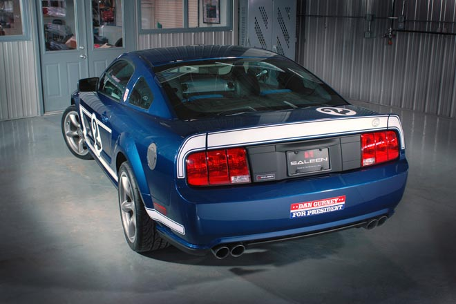 Saleen releases Gurney Signature Edition Mustang - Gallery Image