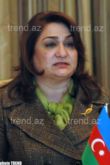 Azerbaijani women are not ready to hold official posts: State Committee Chairperson