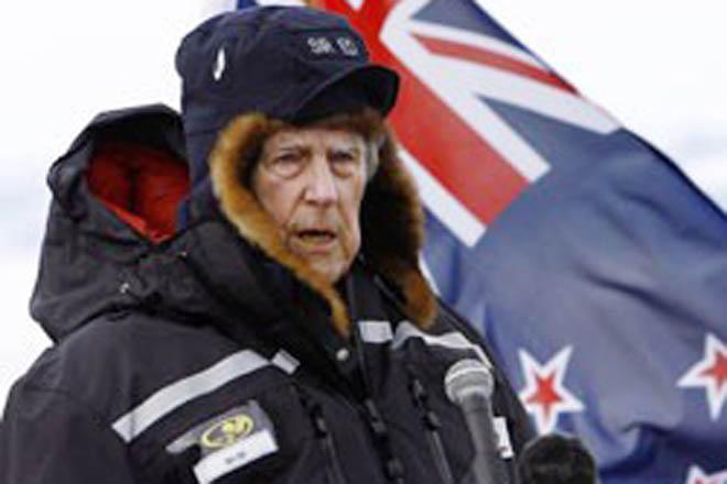 Edmund Hillary, first atop Everest, dies