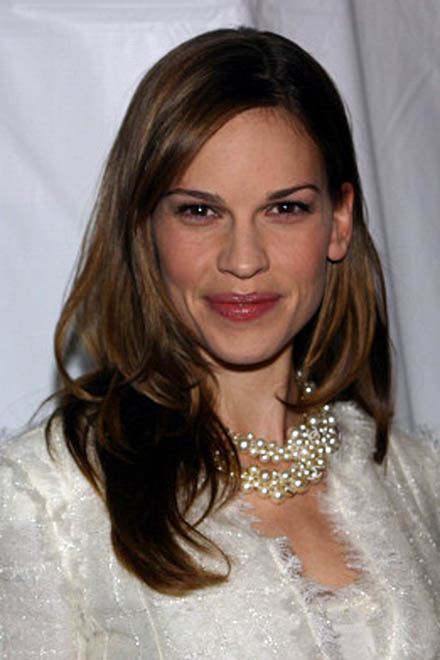 Hilary Swank risks health for roles