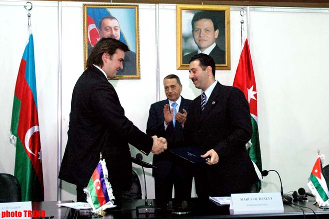 Jordan is Interested in Developing Commercial and Economic Relations with Azerbaijan  Jordanian Prime Minister - Gallery Image