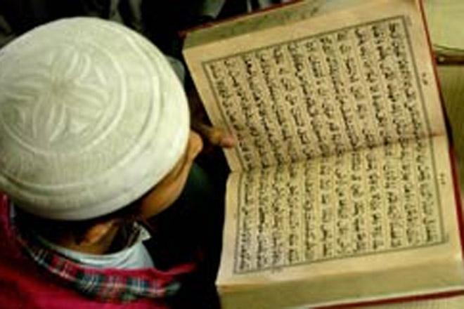 Most people of Xinjiang's 10 major ethnic minority groups believe in Islam: white paper