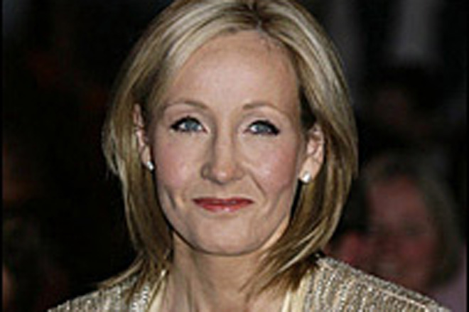 JK Rowling loses court photo fight