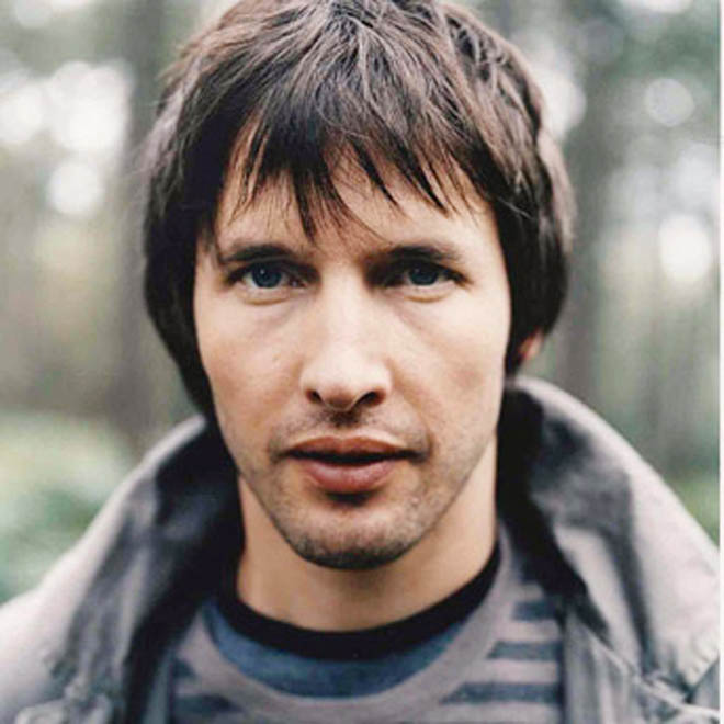 James Blunt's musical attack