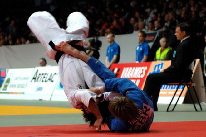 Трое азербайджанских дзюдоистов прошли в полуфинал чемпионата Европы в Армении