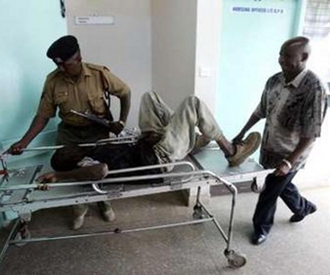 Death toll in latest   Kenya clashes at 25