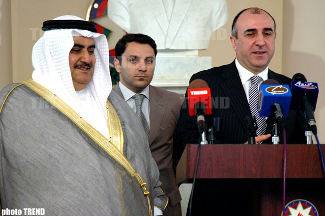 Azerbaijan and   Bahrain Will Expand Economic Co-operation: Foreign Minister