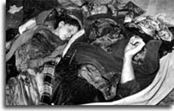 Госкомитет по работе с диаспорой утвердил план мероприятий, связанных с 18 годовщиной Ходжалинского геноцида