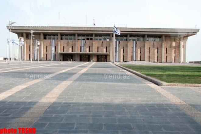 Israeli Parliament to take into account relations with Azerbaijan when considering issue on Armenian genocide
