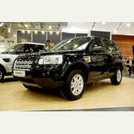 Land Rover Freelander recalled in   Germany