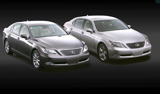 Lexus LS 460 named World Car of the Year