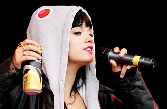 Lily Allen's miscarriage epiphany