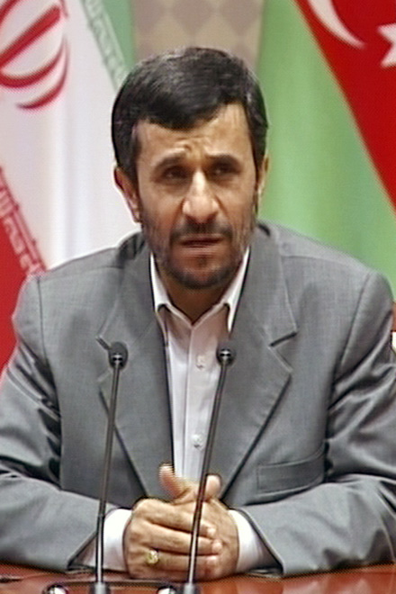 Development of  Iran Means Development of   Azerbaijan: President Mahmoud Ahmadinejad