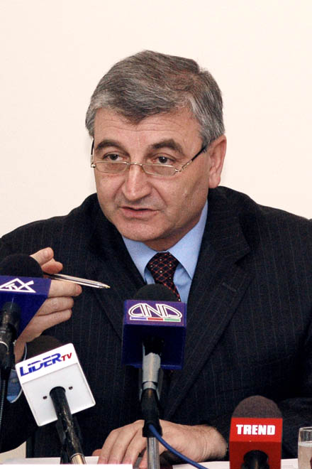 Mazahir Panahov: Voicing papers distribution will be tightly guarded