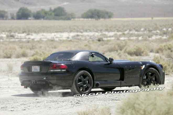 Mercedes SLC Test Mule Now Uncovered - Gallery Image