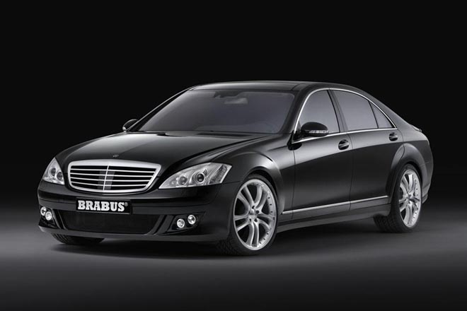 Mercedes S-class to be Used in Baku as Taxis