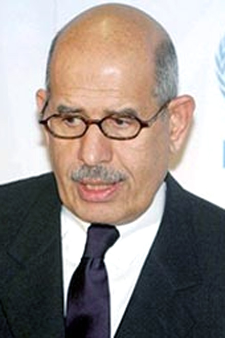 Iran must come clean soon, warns ElBaradei