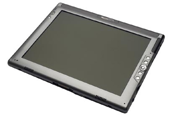 Motion LE1700 Slate Tablet PC Boasts a Number of Firsts