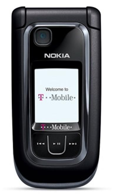 Nokia 6263 - the second 3G phone from T-Mobile